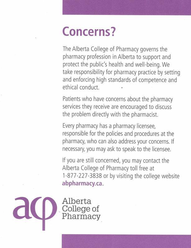 ACP Concerns